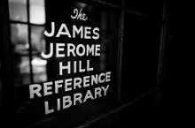 James J Hill Library photo