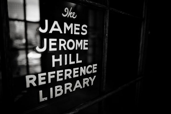 photo 1 of James J Hill Library