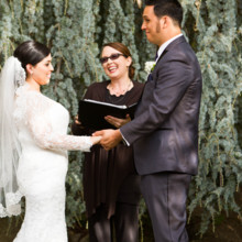 220x220 sq 1428978624669 angelica and martin ceremony officiant