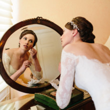 220x220 sq 1479700125282 alison and spencer bride getting ready