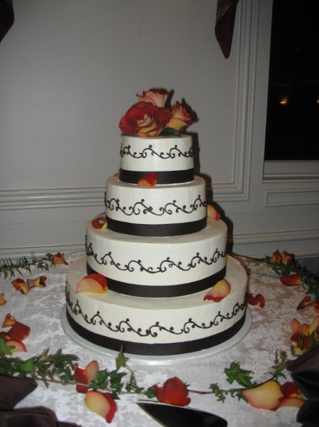 photo 3 of Custom Wedding Cakes by Penny