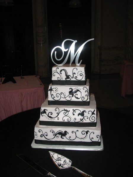 photo 6 of Custom Wedding Cakes by Penny
