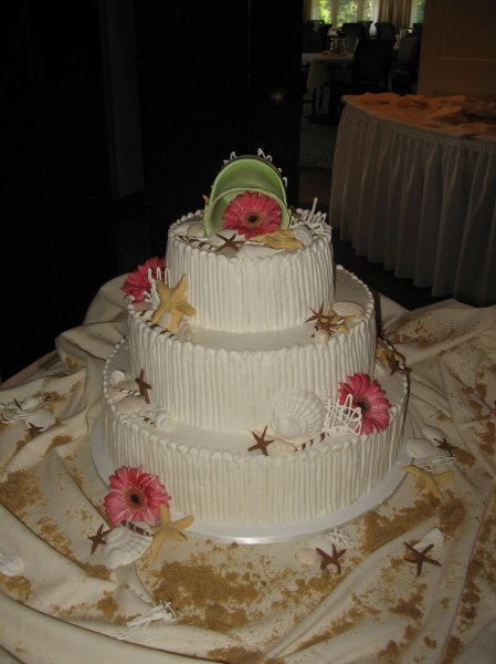 photo 8 of Custom Wedding Cakes by Penny