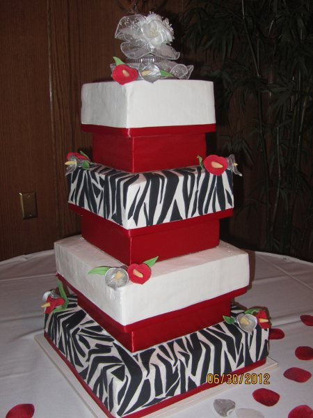 photo 12 of Custom Wedding Cakes by Penny