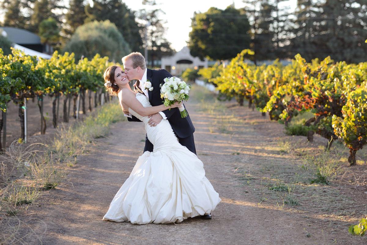 Guglielmo Winery Venue Morgan Hill Ca Weddingwire