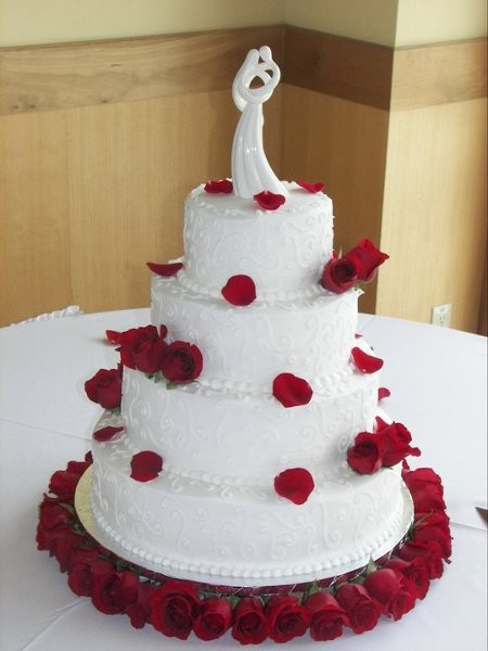 Custom Cakes By Wendi Wedding Cake Vacaville Ca