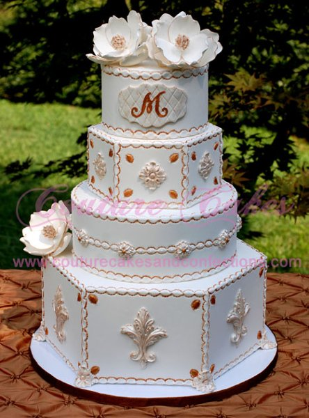 photo 2 of Couture Cakes & Confections
