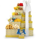 130x130 sq 1473209532578 17936dclassicconfectionsgourmetgifttower05575.1449
