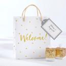 130x130 sq 1473209545283 28266na prs gold dot welcome bag1 ka l