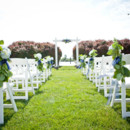 130x130 sq 1382364654517 ceremony set up close