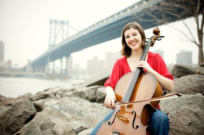 Jennifer Girone Virgilio, cellist