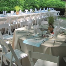 220x220 sq 1478368632679 outdoors wedding table setup