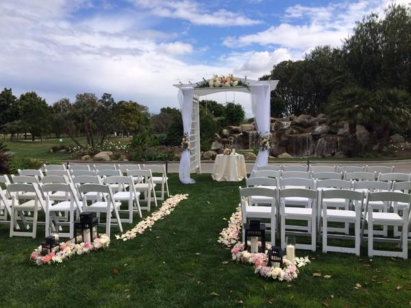 Skylinks At Long Beach Long Beach Ca Wedding Venue