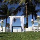 130x130 sq 1427815083913 white wedding gazebo and white chairs with floral