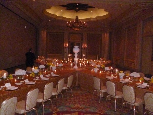600x600 1382130815078 gold white and yellow x shape long table