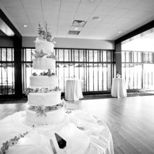 Brackett airport wedding