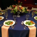 130x130 sq 1454703465127 navy table set with salads