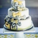 130x130 sq 1383109450898 todays bride bow tie cake