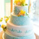 130x130 sq 1383109488794 todays bride stencil cak