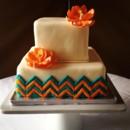 130x130 sq 1383109708183 chevron cake sarah lofgre