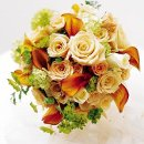 130x130 sq 1320705457493 weddingflowersbouquet7