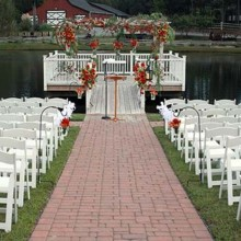 220x220 sq 1497295223707 the dock with red flowers