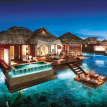 220x220 sq 1483135039422 new sandals over water bungalow rendering 1