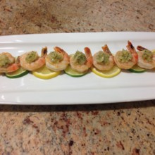 220x220 sq 1503082052164 citrus shrimp