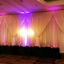 130x130 sq 1445355145825 head table with drape