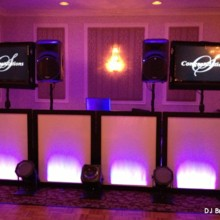 220x220 sq 1418778706444 hudson valley wedding dj bri swatek tv setup pough