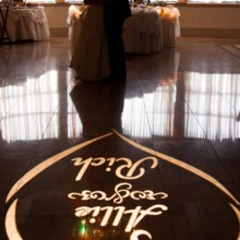 220x220 sq 1418778727007 hudson valley wedding dj bri swatek signature gobo