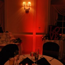 220x220 sq 1418778741827 hudson valley wedding dj bri swatek red uplighting