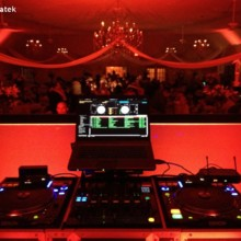 220x220 sq 1418778758212 hudson valley wedding dj bri swatek orange uplight