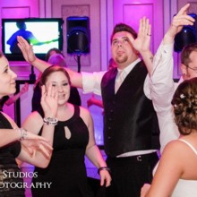 220x220 sq 1418778862310 hudson valley wedding dj bri swatek dance party tv