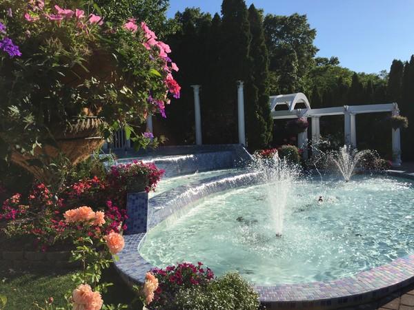 Majestic Gardens Rocky Point Ny Wedding Venue