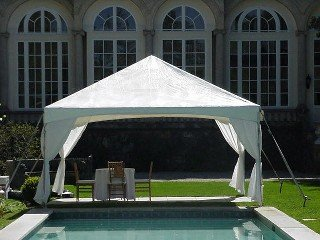 photo 1 of classic tent and party rentals