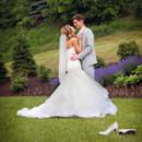 130x130 sq 1455051705579 bride and groom in garden
