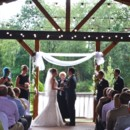 130x130 sq 1455051838713 pavilion ceremony bride and groom with minister