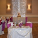 130x130 sq 1464093598666 sweetheart table and cake table in plum