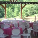 130x130 sq 1470148810588 pavilion with pink floor length linen