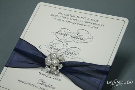 Houston wedding invitations reviews for invitations lavandula design stopboris Images