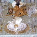 130x130 sq 1296676958889 ivorygoldplacesetting