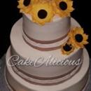 130x130 sq 1452111765549 sunflowers n burlap