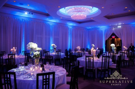 Superlative Events - Lighting, Decor, Entertainment and Planning