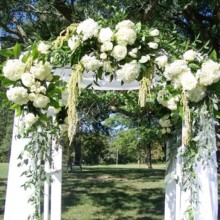 220x220 sq 1514912771880 white arbor flowers