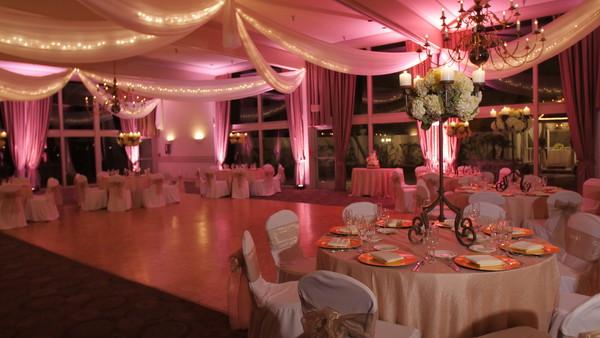 The Odyssey Restaurant Granada Hills Ca Wedding Venue