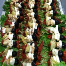 220x220 sq 1487286391269 antipasto skewers