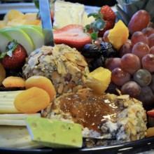 220x220 sq 1497549228025 appetizers fruit and cheese tray
