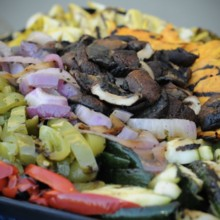 220x220 sq 1497549228614 appetizers marinated grilled vegetables