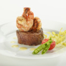 130x130 sq 1427752562678 plated shrimp  beef